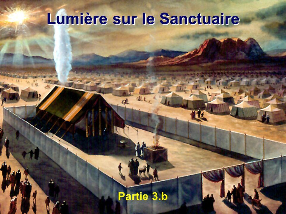 Lumière sur le Sanctuaire