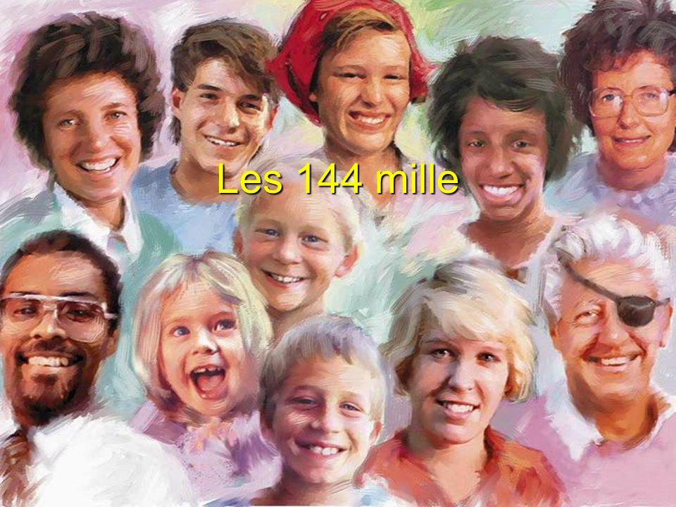 Les 144 mille