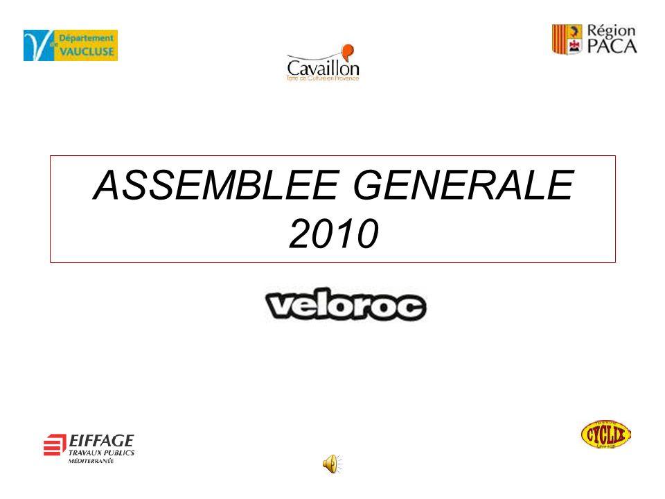 ASSEMBLEE GENERALE 2010