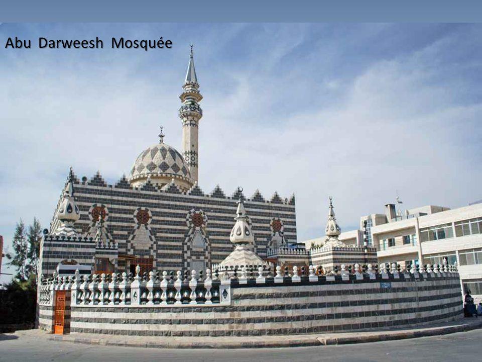Abu Darweesh Mosquée