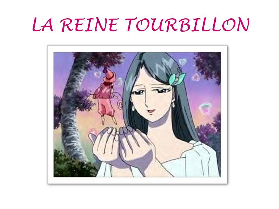 LA REINE TOURBILLON