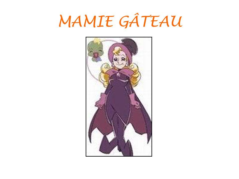 MAMIE GÂTEAU
