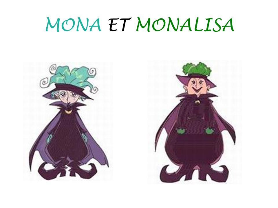 MONA ET MONALISA