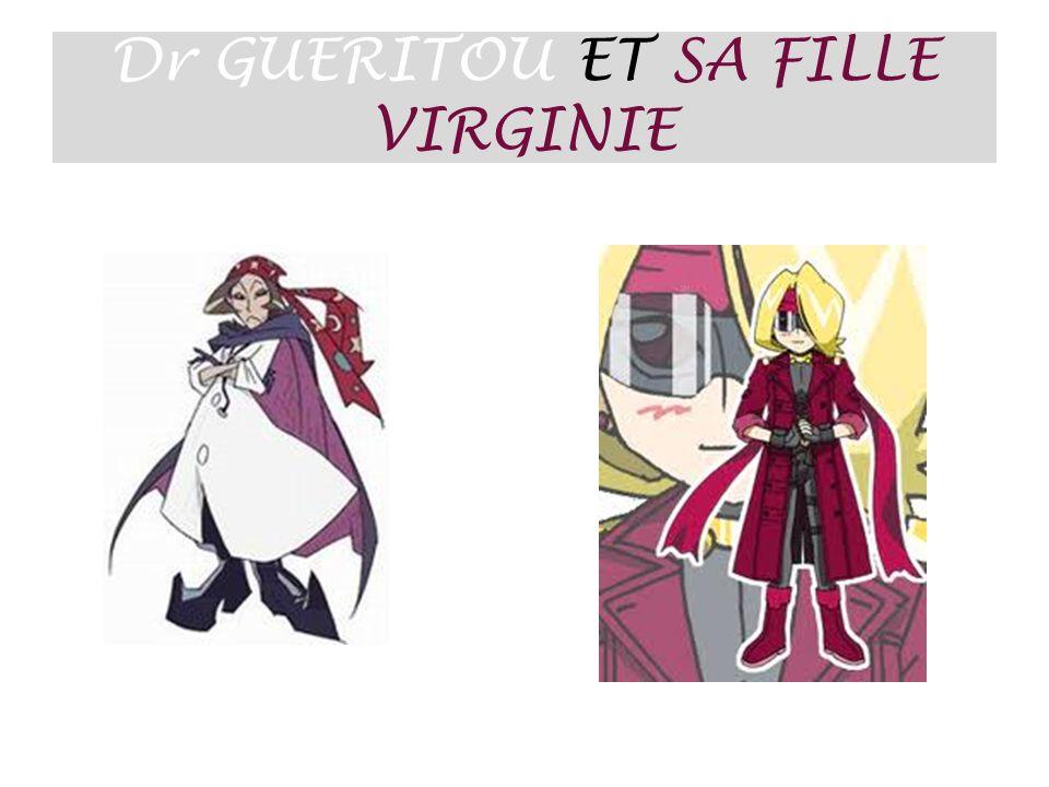 Dr GUERITOU ET SA FILLE VIRGINIE
