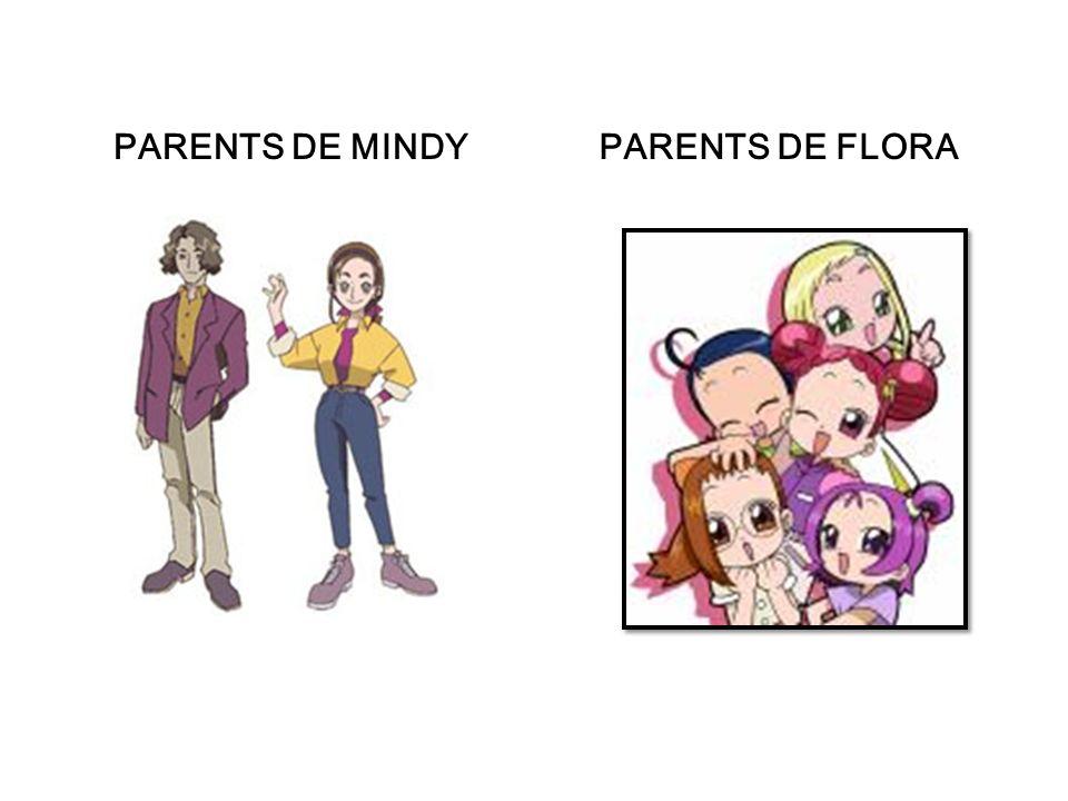 PARENTS DE MINDY PARENTS DE FLORA