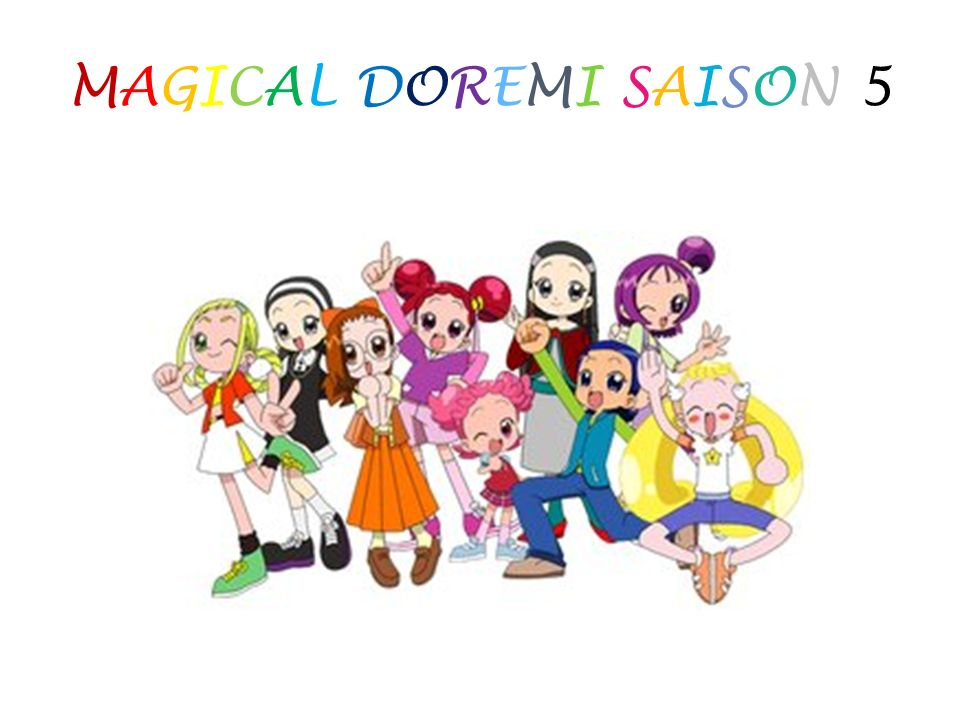MAGICAL DOREMI SAISON 5