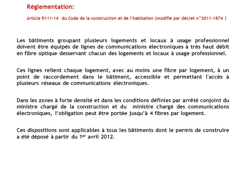 Réglementation: Article R111-14 du Code de la construction et de l'habitation (modifié par décret n°2011-1874 )