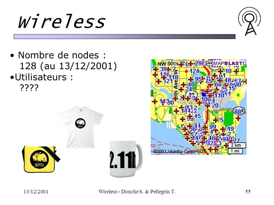 Wireless - Donche S. & Pellegrin T.