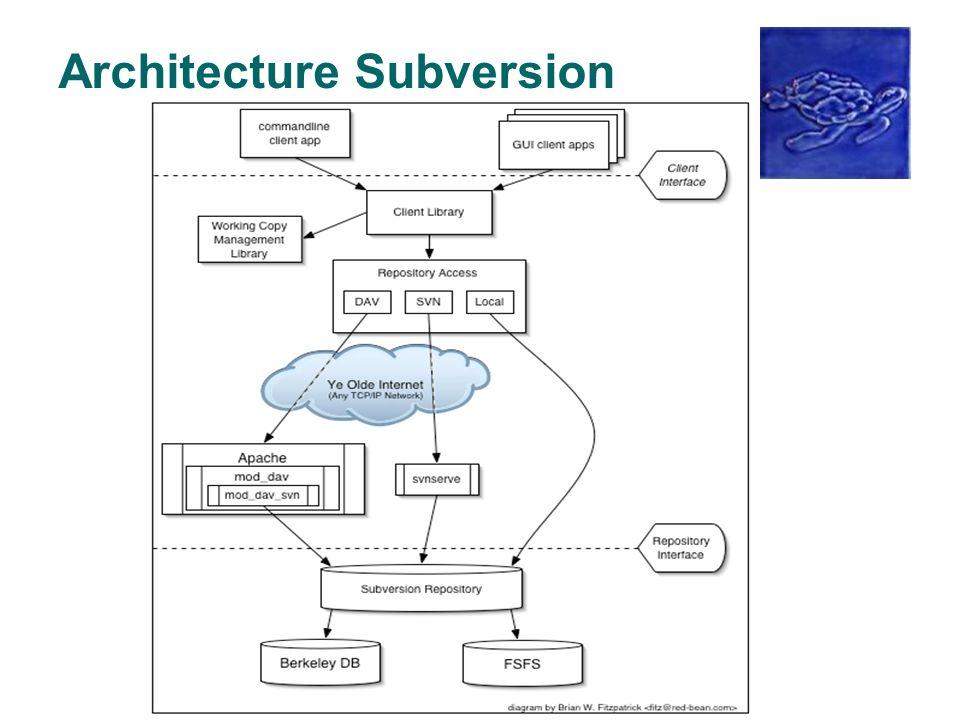 Architecture Subversion