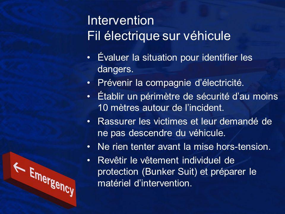 Intervention Fil électrique sur véhicule