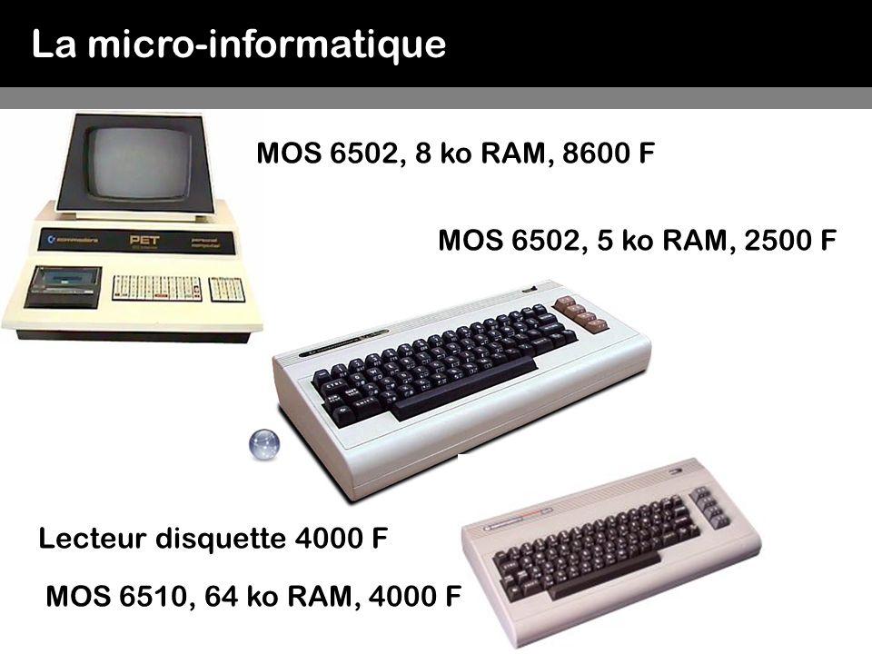 La micro-informatique