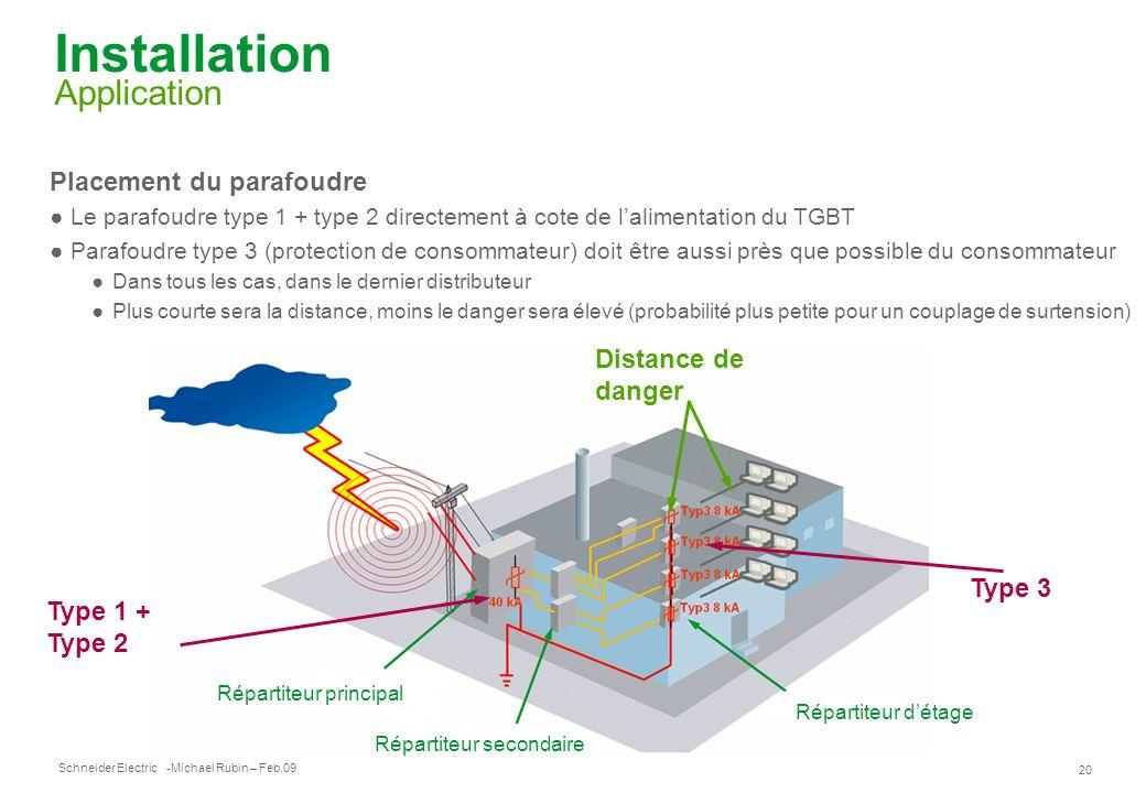 Installation Application