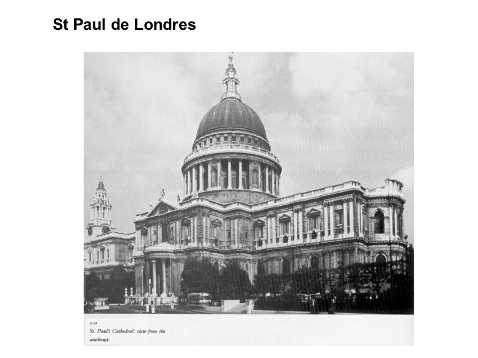 St Paul de Londres