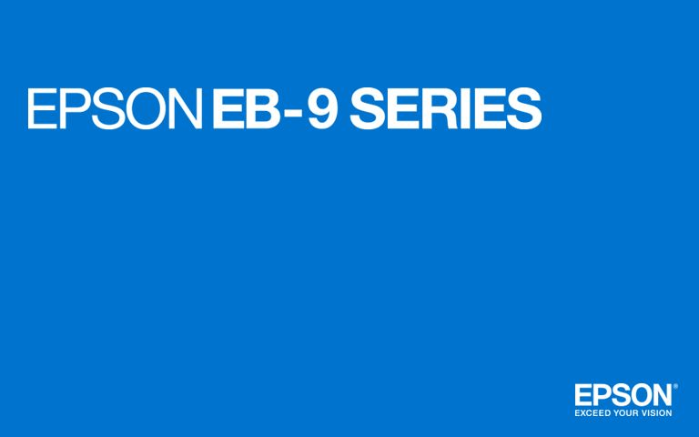 The EB-9 series is the culmination of a long history of technological development at EPSON.