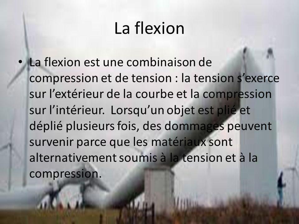 La flexion