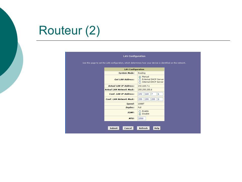 Routeur (2)
