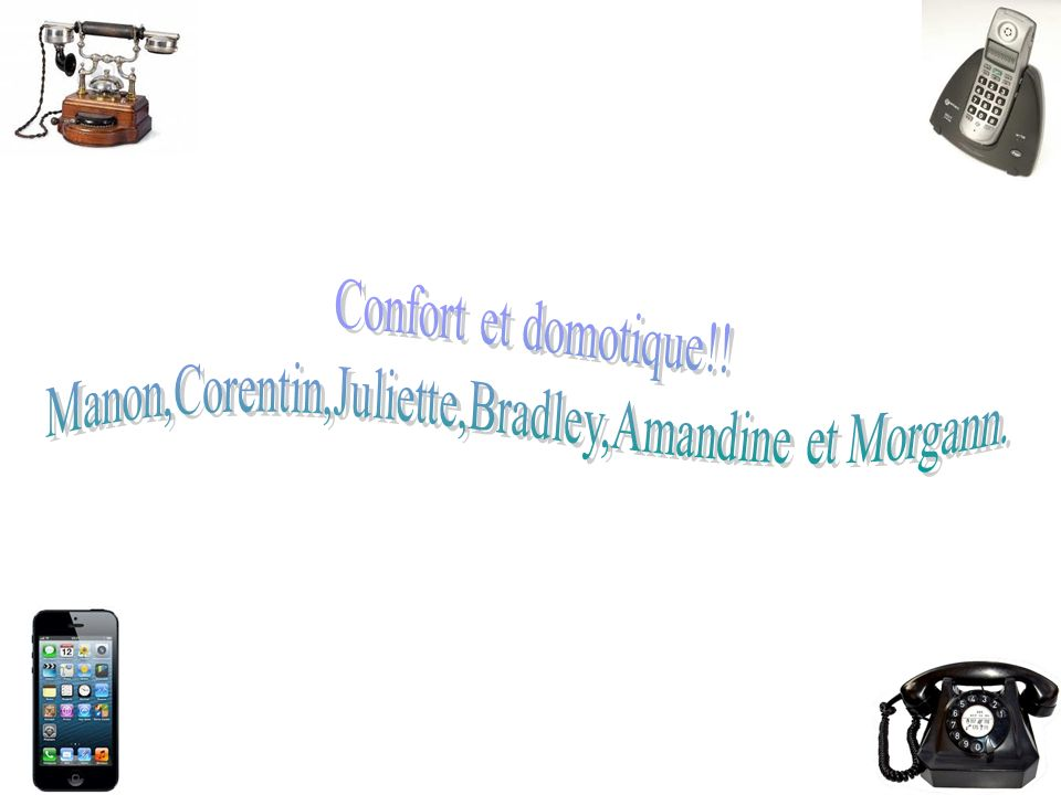 Manon,Corentin,Juliette,Bradley,Amandine et Morgann.