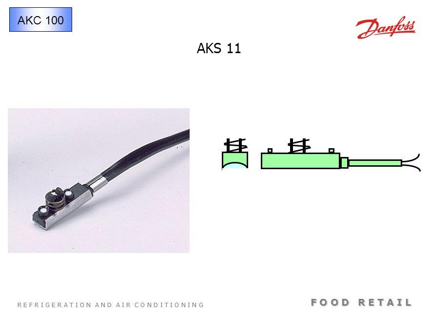 AKC 100 AKS 11