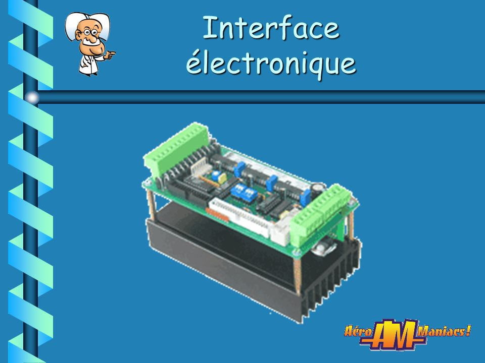 Interface électronique