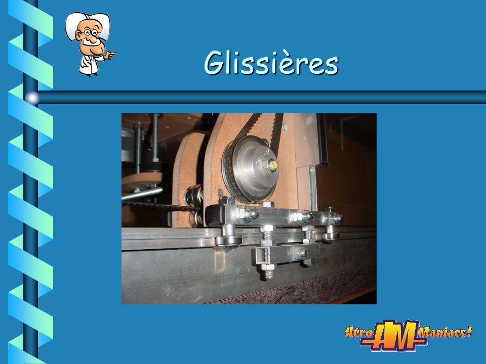 Glissières