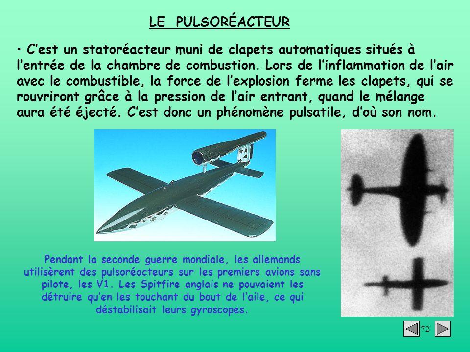 LE PULSORÉACTEUR