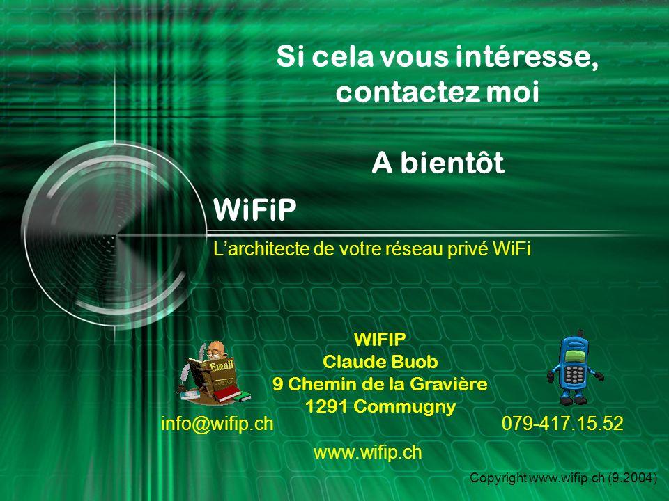 L'architecte de votre réseau privé WiFi