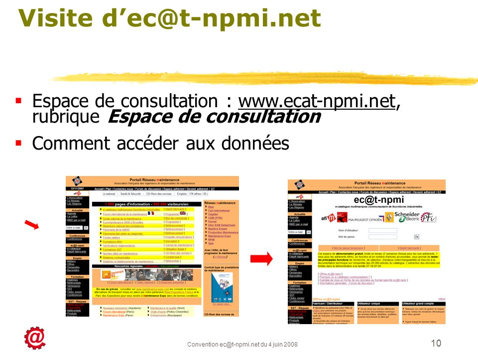 Convention ec@t-npmi.net du 4 juin 2008