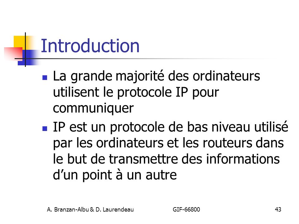 A. Branzan-Albu & D. Laurendeau GIF-66800