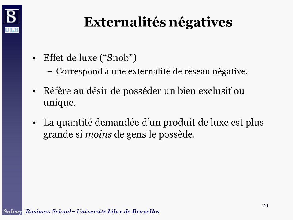 Externalités négatives