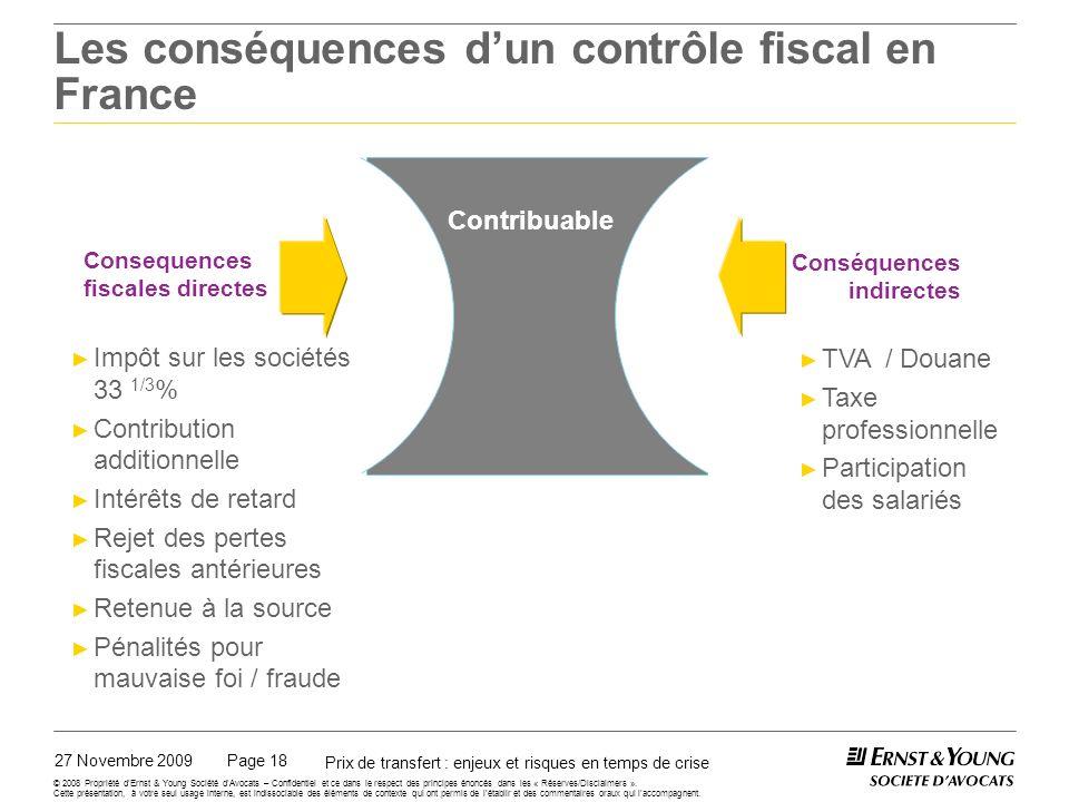 Une administration fiscale française structurée