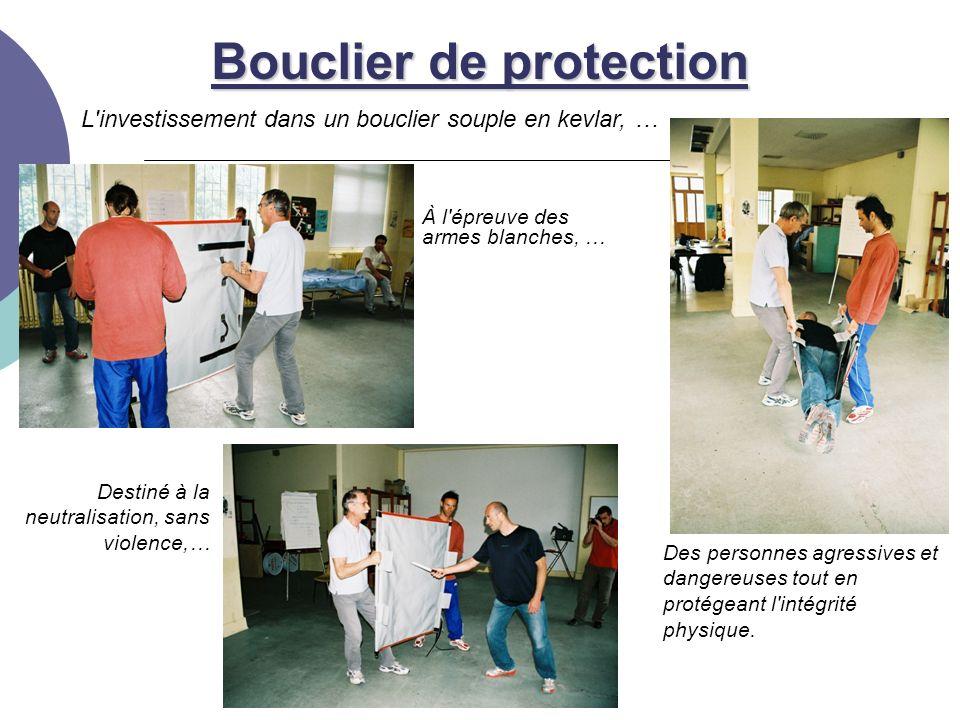 Bouclier de protection