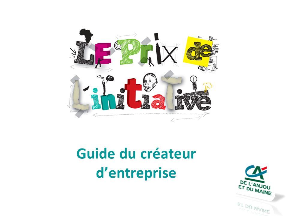Guide du créateur d'entreprise