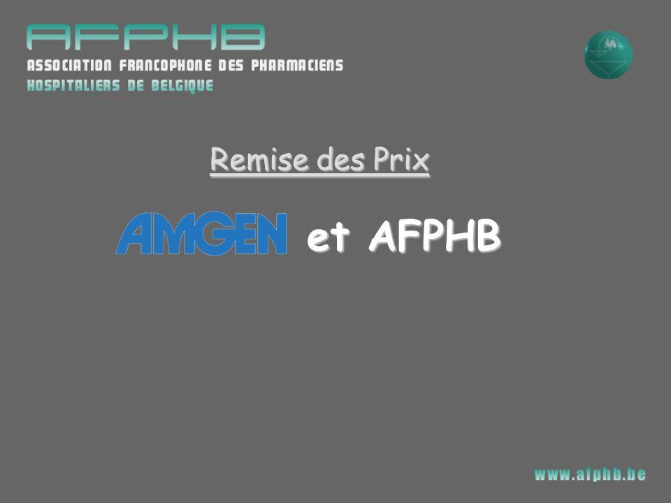 Remise des Prix et AFPHB