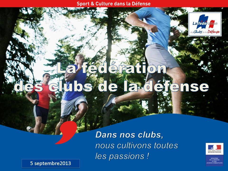La fédération des clubs de la défense