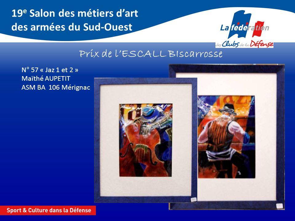 Prix de l'ESCALL BIscarrosse