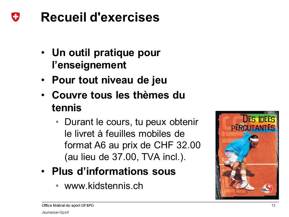 Recueil d exercises Un outil pratique pour l'enseignement