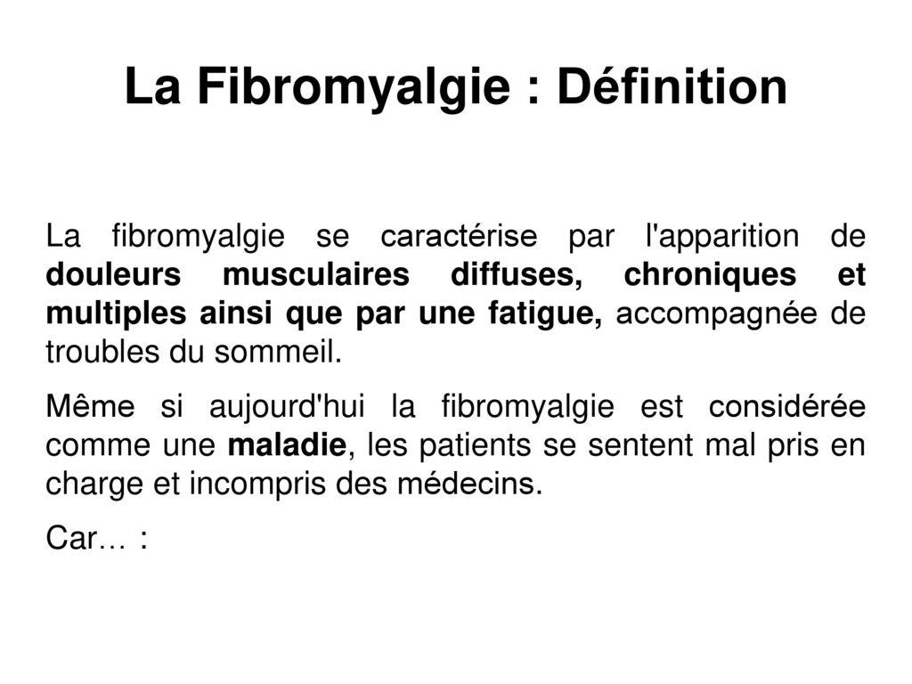 Soulager la fibromyalgie par les m ridiens ppt video online t l charger - Trouble du sommeil que faire ...