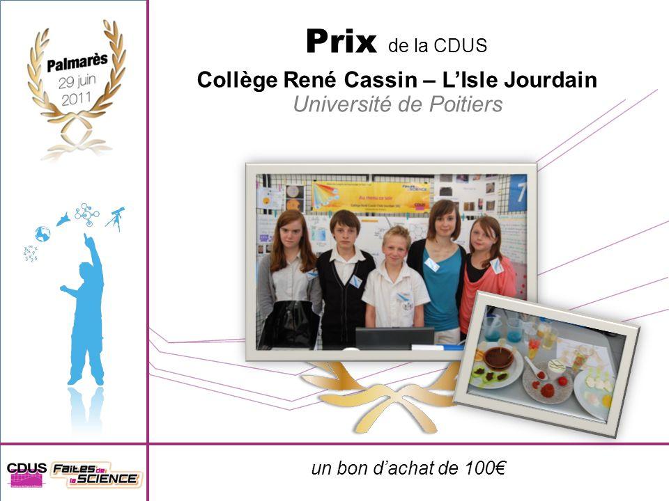 Collège René Cassin – L'Isle Jourdain