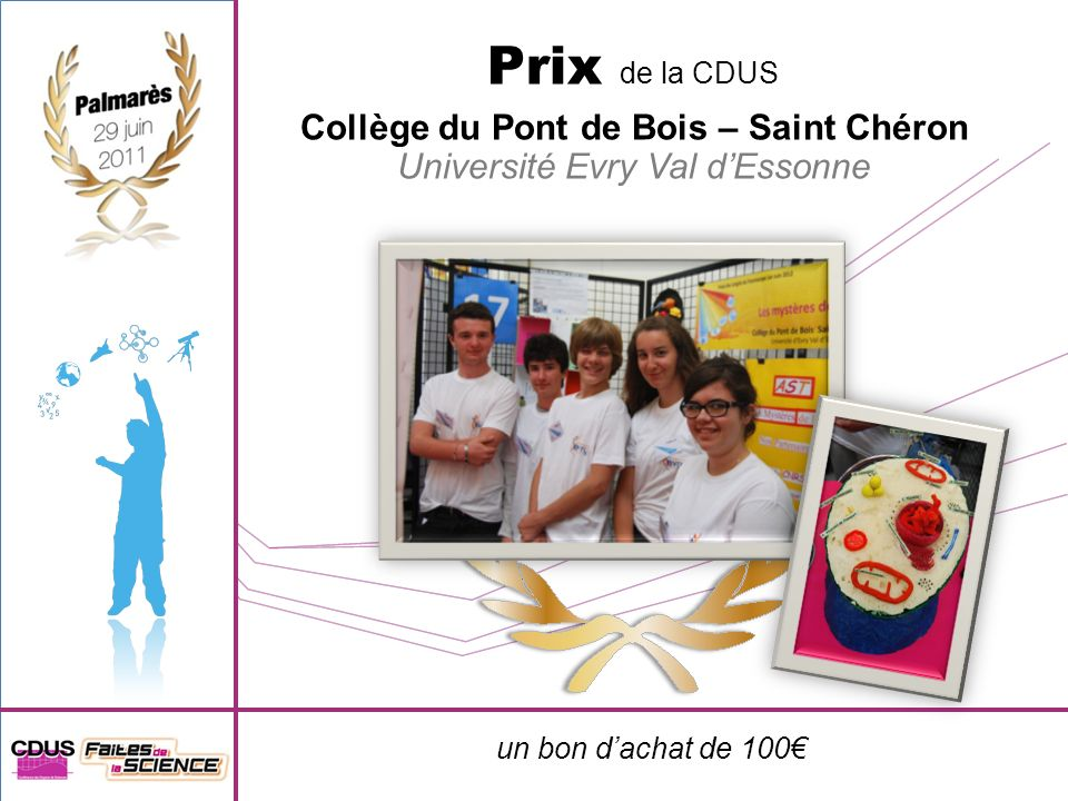 Collège du Pont de Bois – Saint Chéron