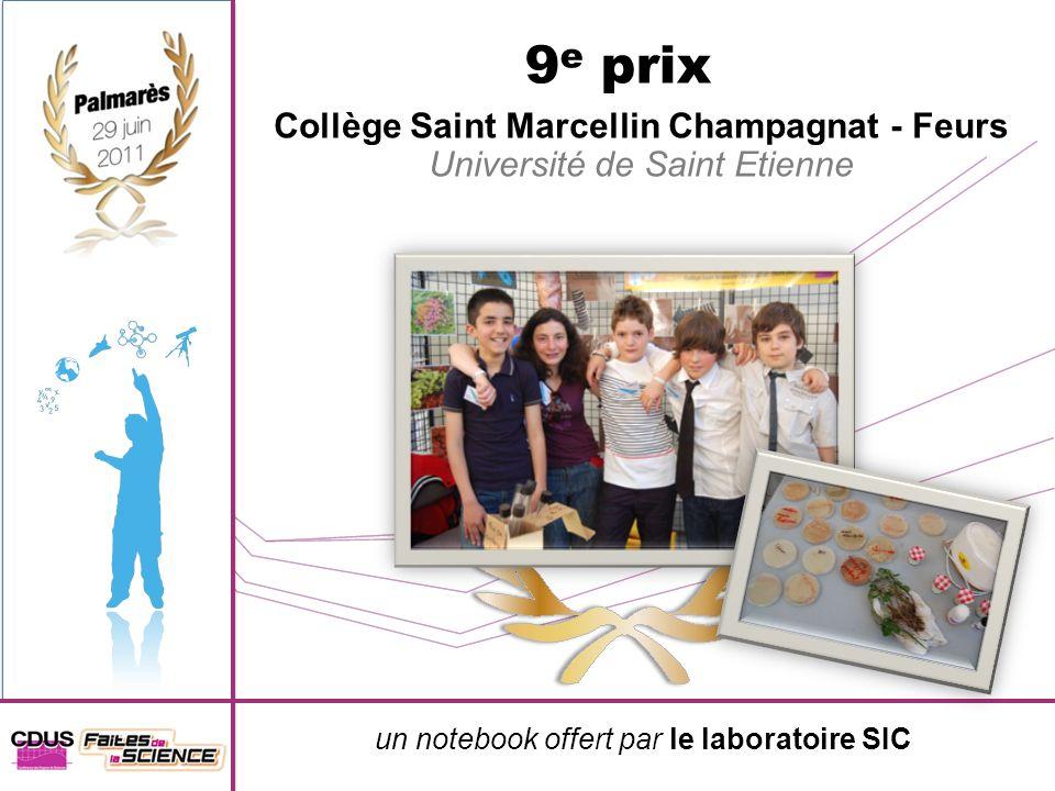 Collège Saint Marcellin Champagnat - Feurs