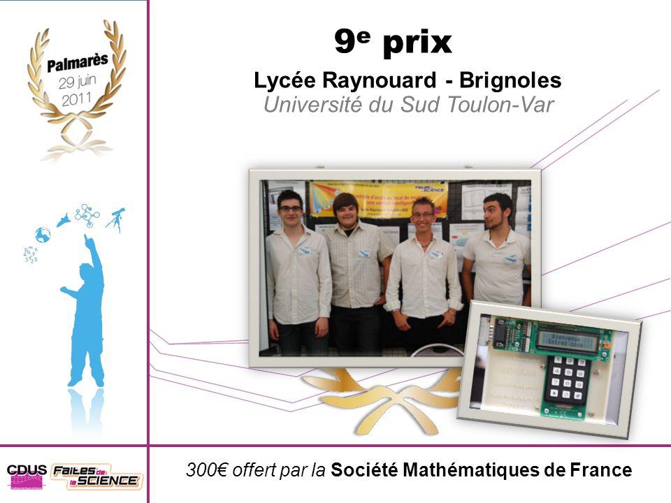 Lycée Raynouard - Brignoles