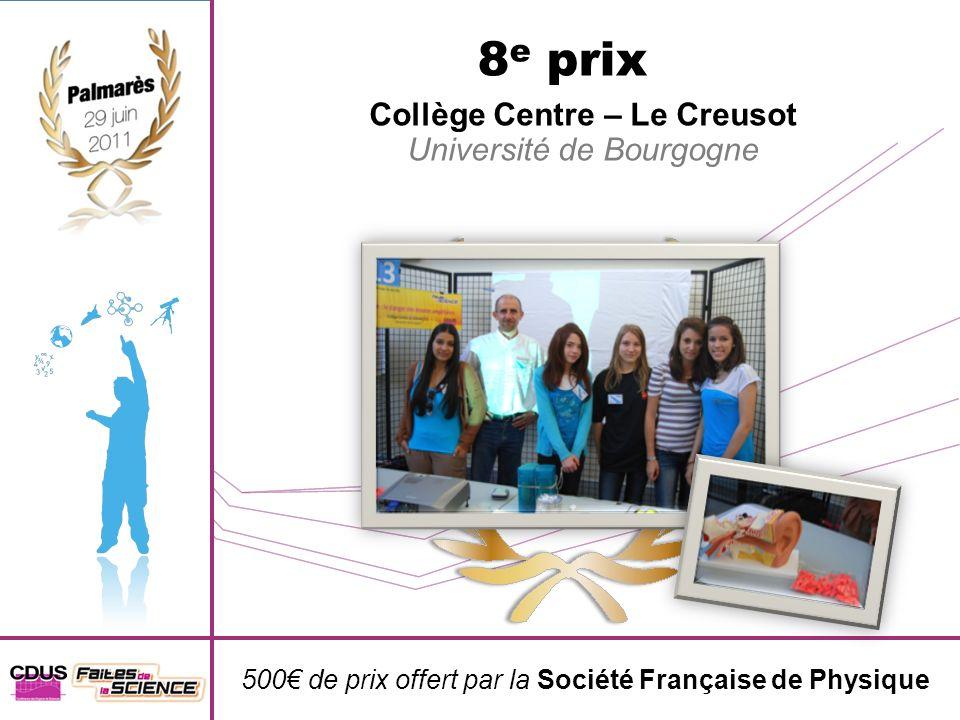 Collège Centre – Le Creusot