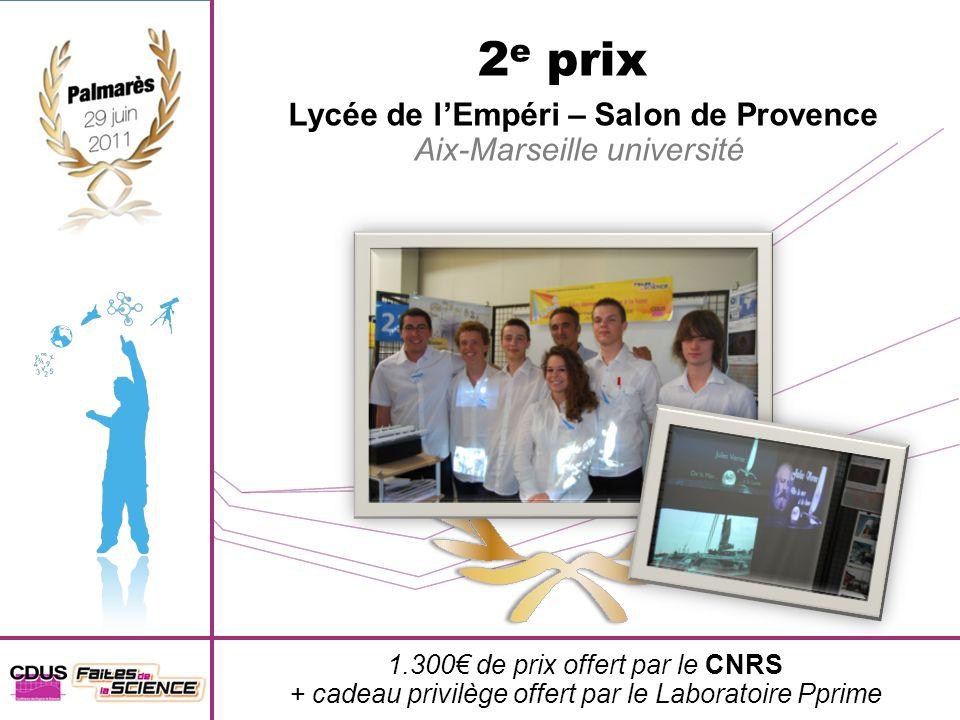 Lycée de l'Empéri – Salon de Provence