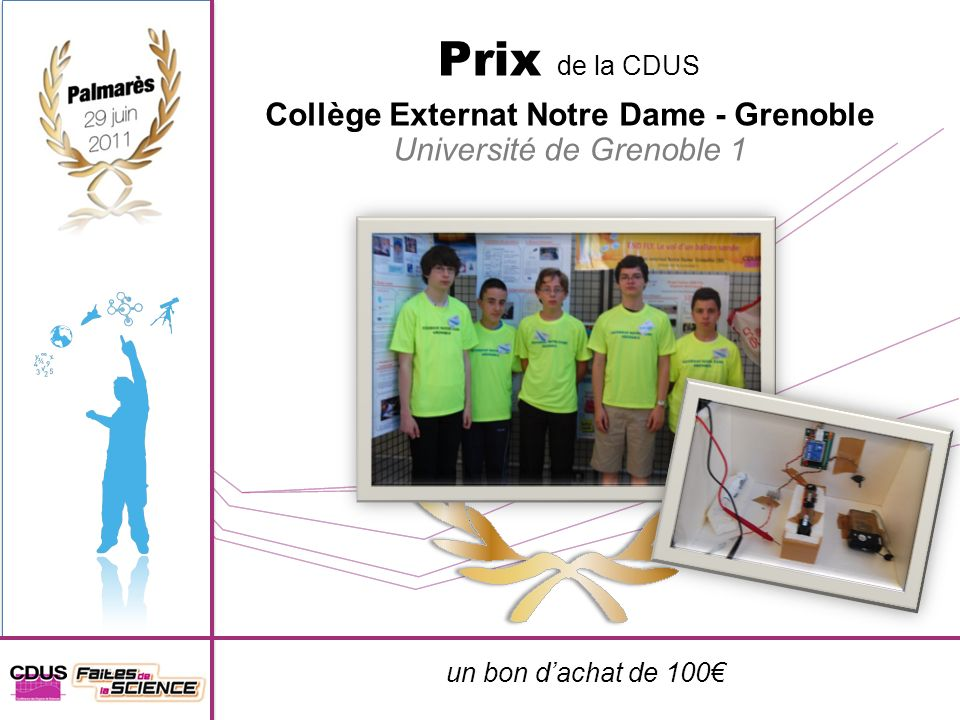 Collège Externat Notre Dame - Grenoble