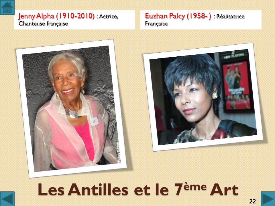 Les Antilles et le 7ème Art