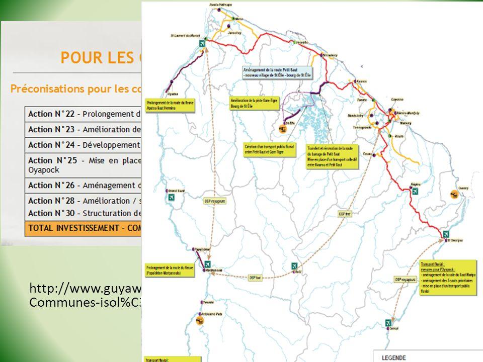 http://www.guyaweb.com/wp-content/uploads/2012/10/PGTD-Communes-isol%C3%A9es.pdf Stage Géo de la Guyane - 2013.
