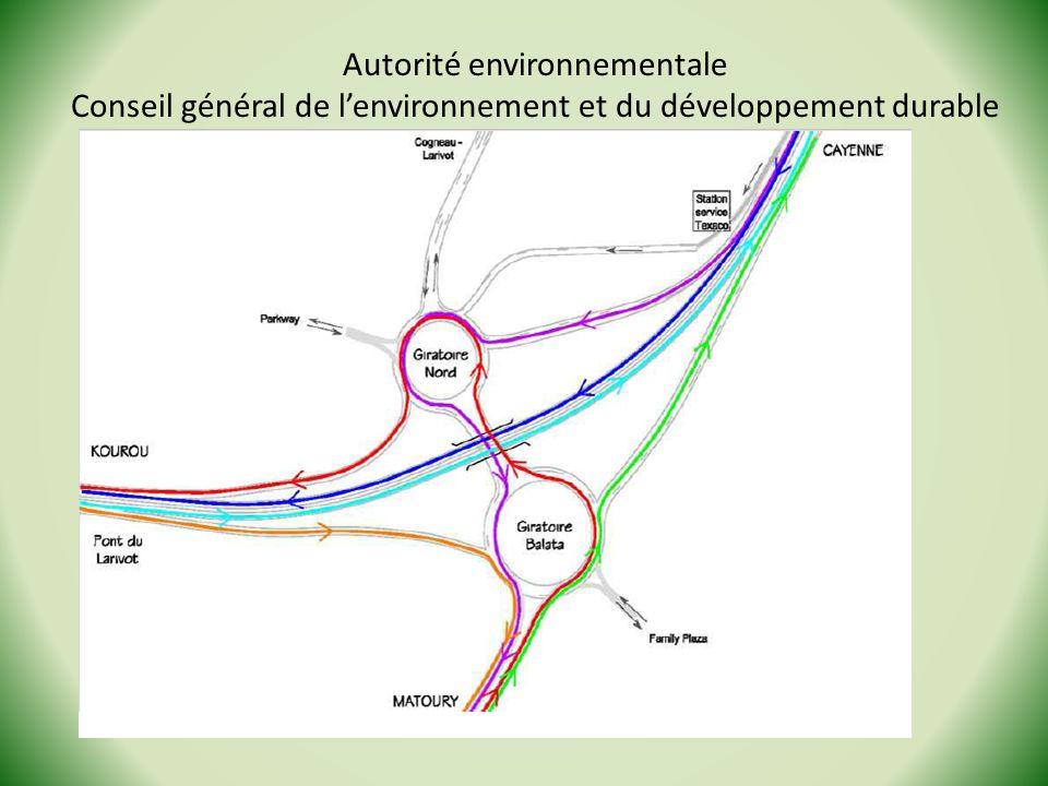 Autorité environnementale Conseil général de l'environnement et du développement durable