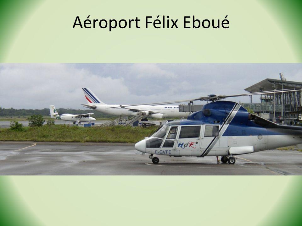 Aéroport Félix Eboué