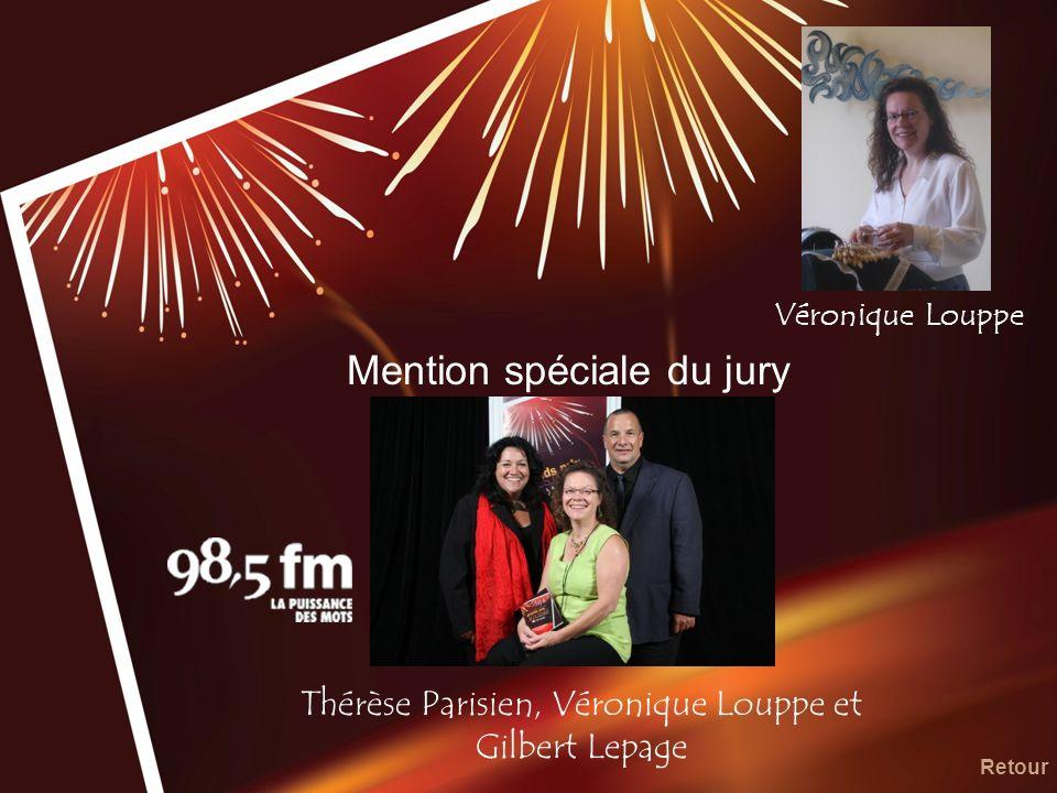 Mention spéciale du jury