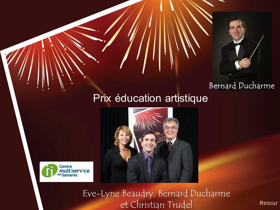 Prix éducation artistique